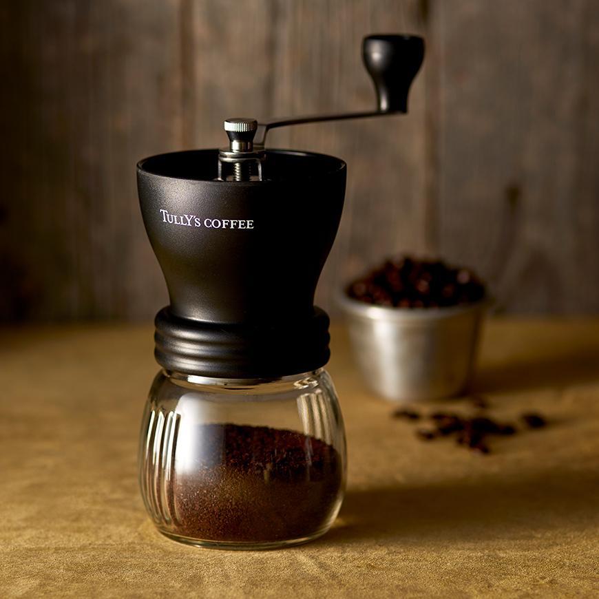 タリーズ コーヒーミル