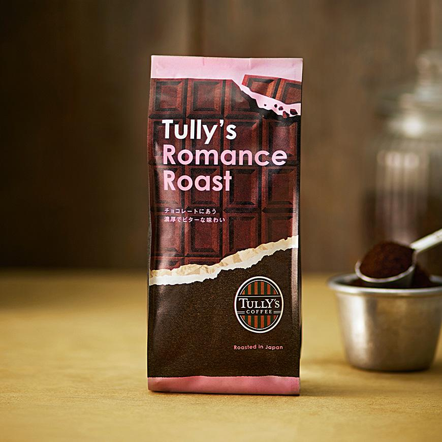 TULLY's Romance Roast