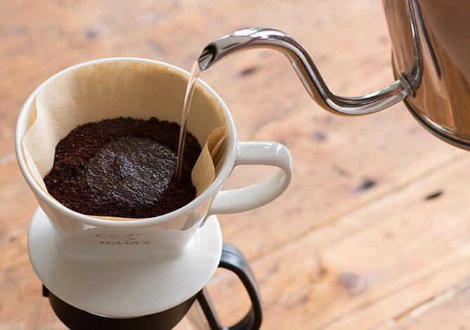 入れ 方 美味しい コーヒー おいしいコーヒーの入れ方 1